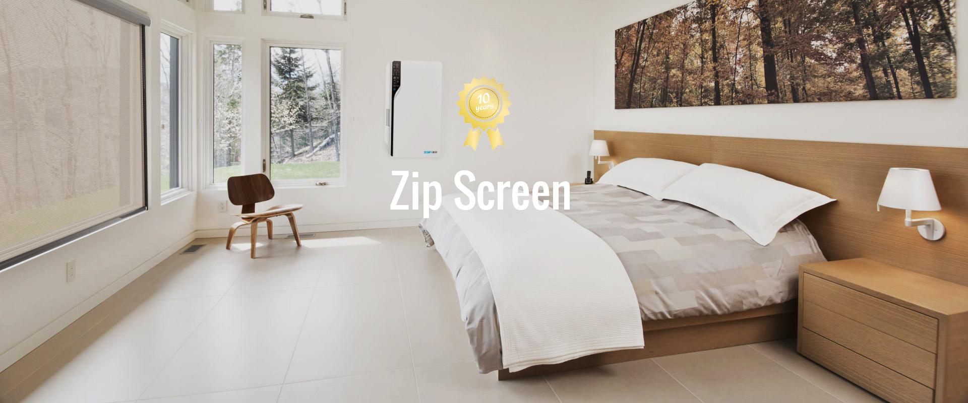 Zip Screen
